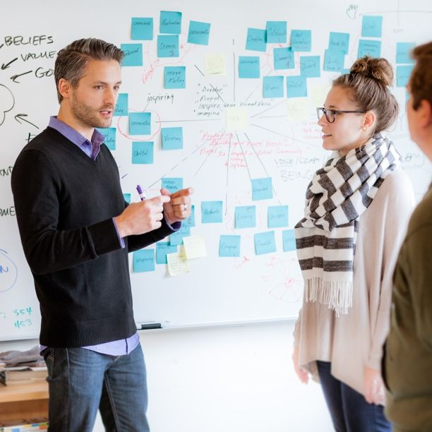 Collaboration, Design Thinking, Human Centered Design